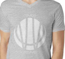 ReviseRevive Logo  Mens V-Neck T-Shirt