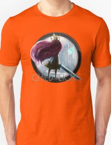 child of light - girl Unisex T-Shirt