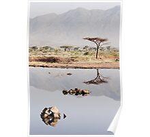 Lake Besaka Poster