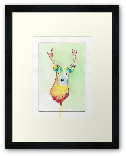 Deer by Eric Weiand