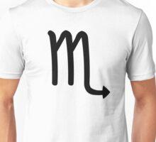 Scorpio - The Scorpion - Astrology Sign Unisex T-Shirt