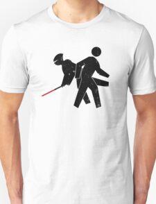 Ninja X-ing Unisex T-Shirt
