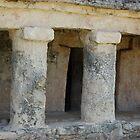 Tulum Ruins by ekmarinelli