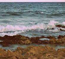 Waves in Mexico by ekmarinelli