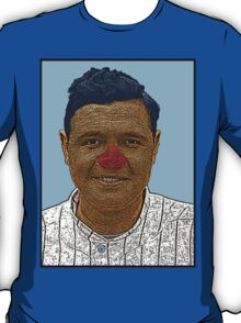 Babe Ruth Culture Cloth Zinc Collection T-Shirt