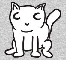 Meet Cat Cat One Piece - Short Sleeve