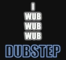 Dubstep T-shirt 2 by Gqualizza