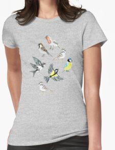Illustrated Birds T-Shirt