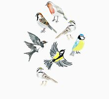 Illustrated Birds T-Shirt