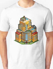 Habbo Pixel Art Unisex T-Shirt