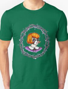 Skeleton Wreath T-Shirt