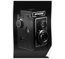 Ikoflex Zeiss Camera Poster