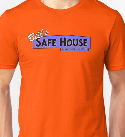 Bill's Safe House - THE LAST OF US - variant Unisex T-Shirt