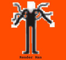 Render Man by Peytonw93