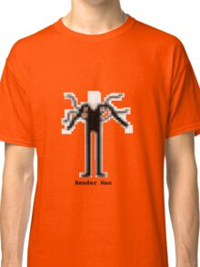 Render Man Classic T-Shirt