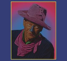 John Wayne Rio Bravo Culture Cloth Zinc Collection by CultureCloth
