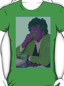 Kurt Vonnegut Culture Cloth Zinc Collection T-Shirt