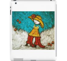 Shoe Fly #1 iPad Case/Skin