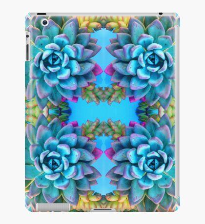 Succulent Weave 3.0 iPad Case/Skin