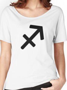 Sagittarius - The Archer - Astrology Sign Women's Relaxed Fit T-Shirt