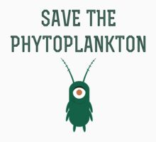Save the Phytoplankton Kids Clothes