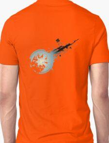 Advent Children - Ruined Midgar Logo T-Shirt