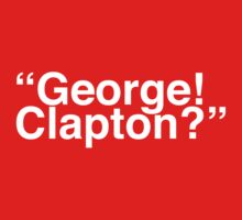 george! clapton? by timmehtees