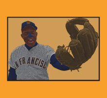 Willie Mays San Francisco Giants Culture Cloth Zinc Collection by CultureCloth