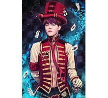 Mad Hatter Jimin Photographic Print