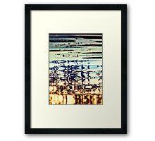 liquid dreams Framed Print