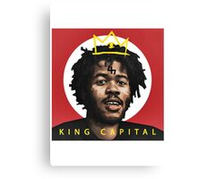 king capital Canvas Print