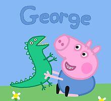 George Pig by V-aDool