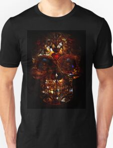 Day of the Dead Death Mask Unisex T-Shirt