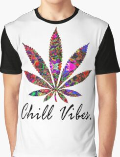 CHILL VIBESS Graphic T-Shirt