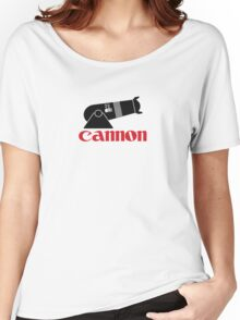 Cannon Women's Relaxed Fit T-Shirt
