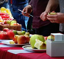 Apple Tasting at Wychwood by suburbanjubilee