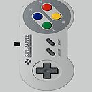 Super Nintendo Controller by HighDesign