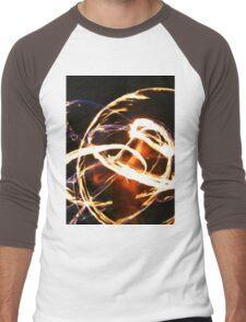 Fiya Bunn Men's Baseball ¾ T-Shirt
