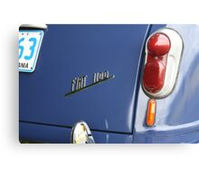Fiat 1100 Canvas Print