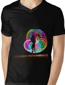 Hoop Dreams Mens V-Neck T-Shirt