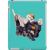 gundam anime iPad Case/Skin