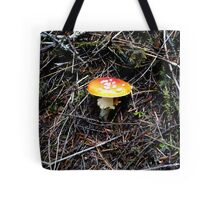 Mushroom (Available in iphone, ipod & ipad cases) Tote Bag