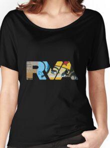"""RVA - flood wall """"Wonder Women"""" Women's Relaxed Fit T-Shirt"""