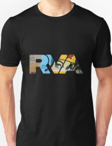 "RVA - flood wall ""Wonder Women"" Unisex T-Shirt"
