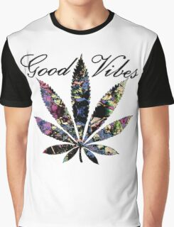 THE GOOD VIBES PLANT Graphic T-Shirt