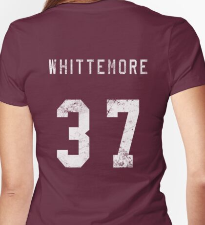 Whittemore Jersey Womens Fitted T-Shirt