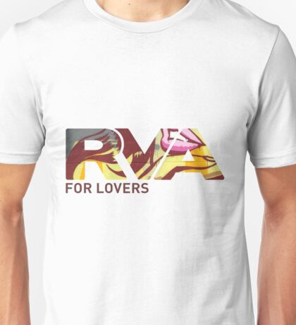 "RVA - Flood Wall ""For Lovers""  Unisex T-Shirt"