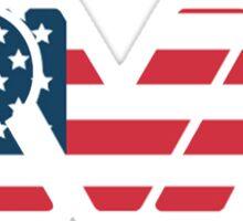 RVA - USA Sticker