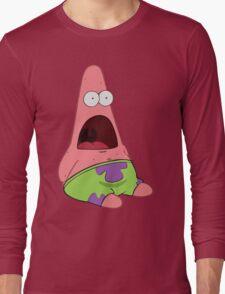 Surprised Patrick Long Sleeve T-Shirt