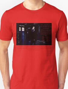 Matt Smith as the Eleventh Doctor T-Shirt
